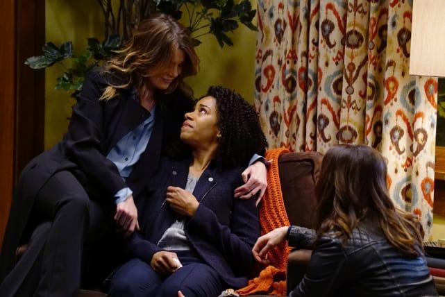 A Comforting Word - Grey's Anatomy Season 13 Episode 19