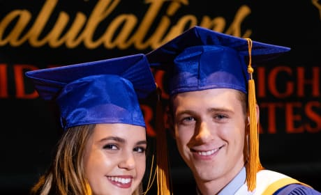 Grace and Luke the Graduates - Good Witch Season 5 Episode 10