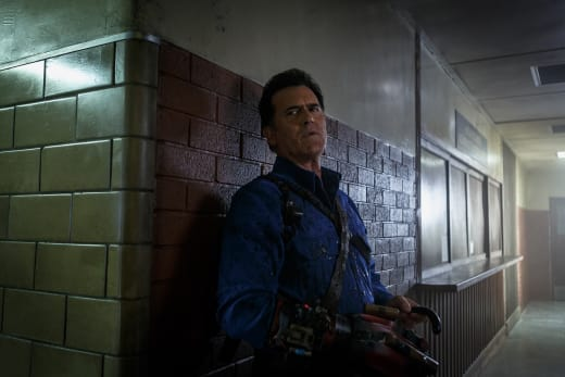 Splattered - Ash vs Evil Dead Season 3 Episode 7