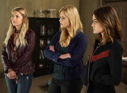 Watch Pretty Little Liars Season 7 Episode 19 Online