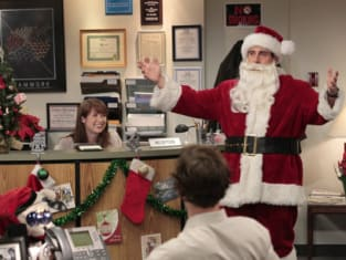 watch the office season 7 episode 11 online - The Office Christmas Quotes