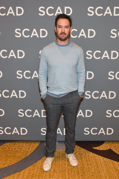 Mark-Paul Gosselaar Attends The Passage Event