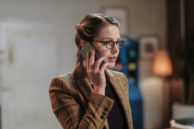 Interview - Supergirl Season 2 Episode 15
