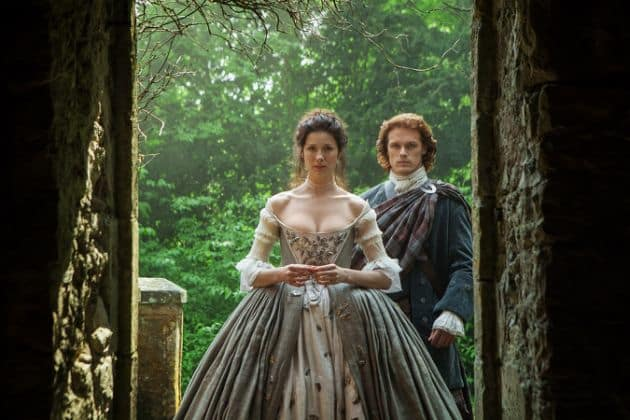 Claire Randall - Outlander