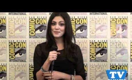 Phoebe Tonkin: TV Fanatic!