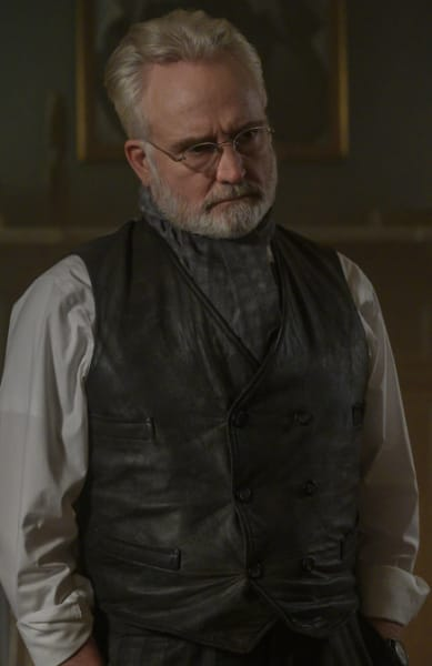 Commander Lawrence present - The Handmaid's Tale Season 4 Episode 8