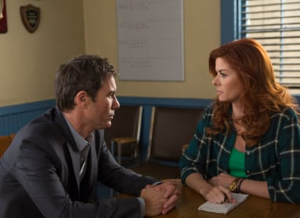 Watch The Mysteries of Laura Season 1 Episode 16 Online