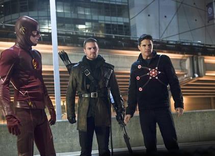 Watch The Flash Season 1 Episode 22 Online