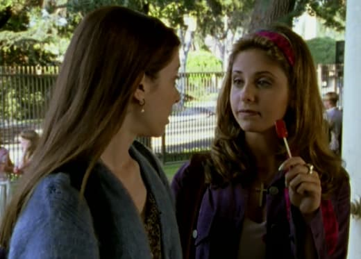 Sweet Like Candy - Buffy the Vampire Slayer Season 1 Episode 2
