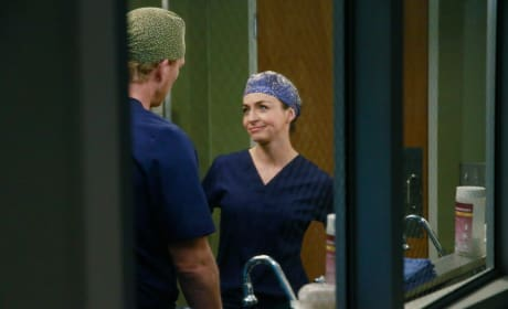 Amelia and Owen Talk - Grey's Anatomy Season 11 Episode 22