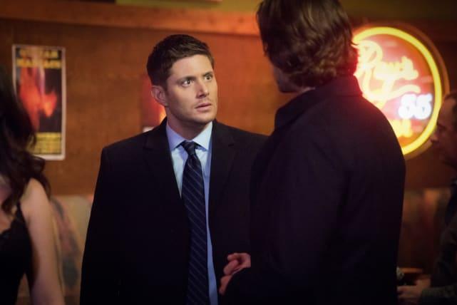 What did Sam just say? - Supernatural Season 12 Episode 11