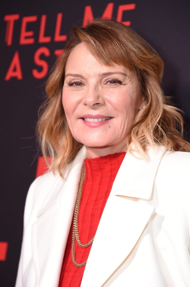 Kim Cattrall To Star In Filthy Rich Drama Pilot at Fox ...