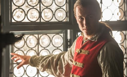The Crown: Outlander's Tobias Menzies Cast as New Prince Philip