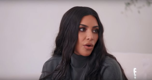 Kim Reveals Her Plan - Keeping Up with the Kardashians