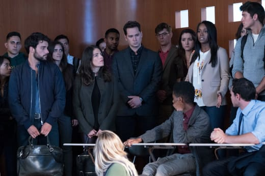 The Class - How to Get Away with Murder Season 5 Episode 1