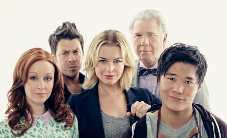 The Librarians Cast Photos: Who's Who?