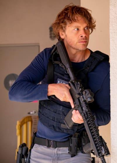 Deeks Abducted - NCIS: Los Angeles Season 12 Episode 18