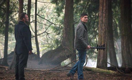 Dean Looking Away - Supernatural Season 10 Episode 19