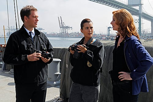 Do Tony and Ziva from NCIS, ever hook up.
