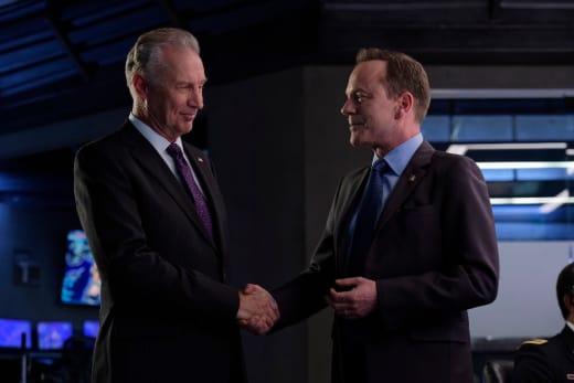 President Ross - Designated Survivor Season 1 Episode 14