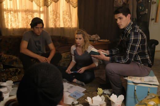 Codebusters - Riverdale Season 2 Episode 4