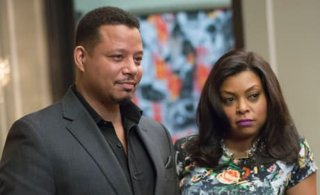 Cookie & Lucious Back Together - Empire Season 1 Episode 10