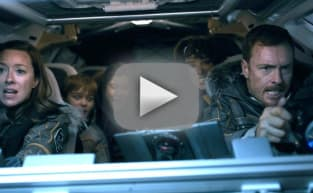 Lost in Space Reboot: FIRST LOOK!