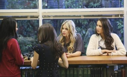 """Pretty Little Liars Review: """"The Perfect Storm"""""""