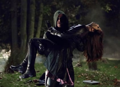 Watch Arrow Season 1 Episode 8 Online