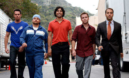 Entourage Season Six Info