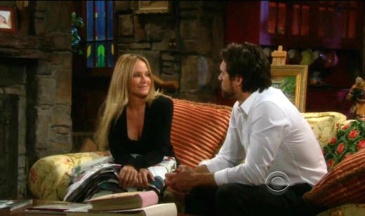 Sharon and Nick Talk About Cassie