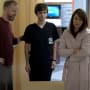 Martine's parents thank Shaun - The Good Doctor Season 1 Episode 2