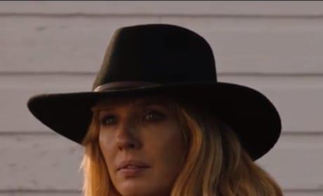 Beth in the Corral - Yellowstone Season 2 Episode 3