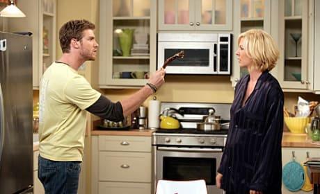 Billie and Zack Fight