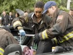 Eerily Similar - Chicago Fire