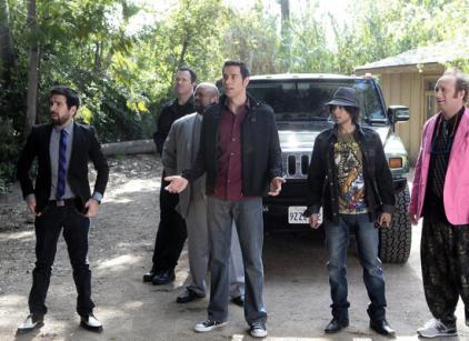 Watch Chuck Season 4 Episode 22 Online