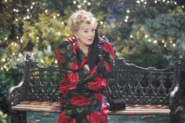 Caroline's Alzheimers' Disease - Days of Our Lives