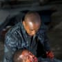 Tufo Cradles His Injured Brother - Shades of Blue Season 3 Episode 5