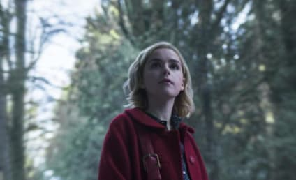 Chilling Adventures of Sabrina: First Look Photos!