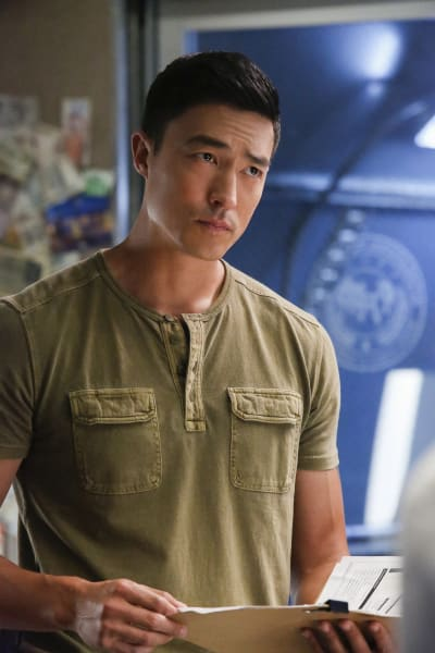 Daniel Henney as Matt Simmons - Criminal Minds: Beyond Borders