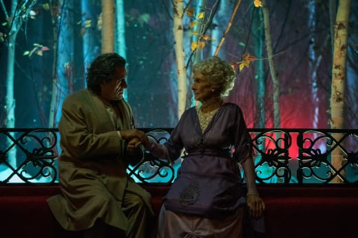Courting the Evening Star - American Gods Season 2 Episode 1