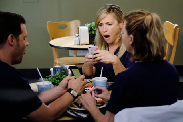 Nope, Didn't Need to See That - Grey's Anatomy Season 12 Episode 6