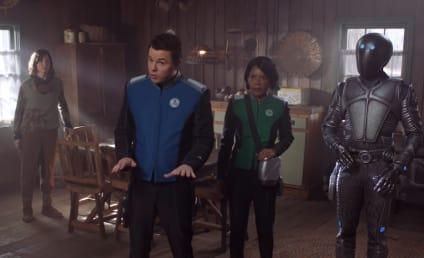 Watch The Orville Online: Season 1 Episode 1