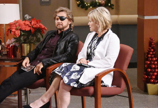 Steve and Kayla Will Be Grandparents - Days of Our Lives