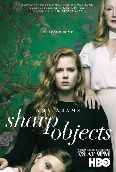Sharp Objects Key Art