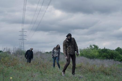 Triple Threat - Fear the Walking Dead Season 4 Episode 11