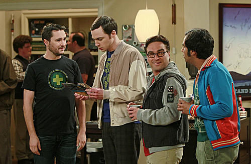 Party with Wil Wheaton