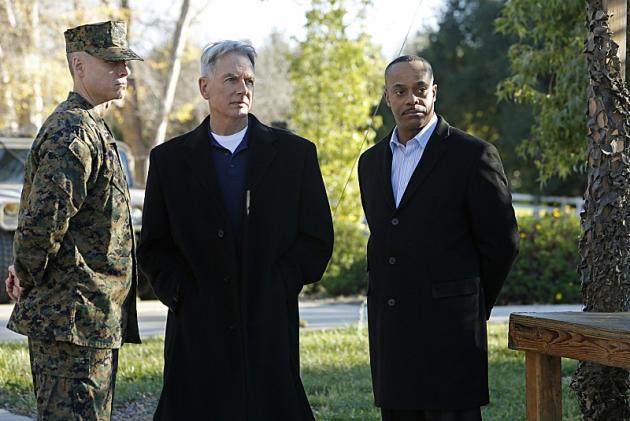 Gibbs With Vance