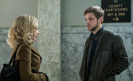At the Courthouse - Bates Motel Season 5 Episode 9