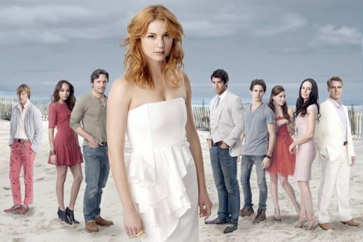 Revenge Season 1 Cast Poster